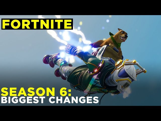 Fortnite Season 6 Battle Pass Revealed Polygon