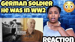 German Soldier Remembers WW2 | Memoirs Of WWII #15 REACTION