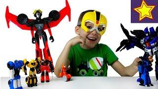 Игрушки трансформеры Winblade Автоботы против Десептиконов Kids toys transformers
