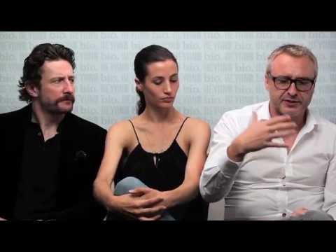 Gerard Johnson, Peter Ferdinando, & Elisa Lasowski talk HYENA at TIFF