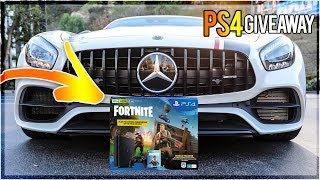 2019 FORTNITE PS4 GIVEAWAY !! YES THATS RIGHT ( FREE GIVEAWAY)