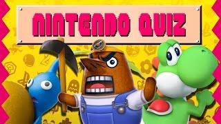 Interactive Quiz - Nintendo Trivia Vol. 3