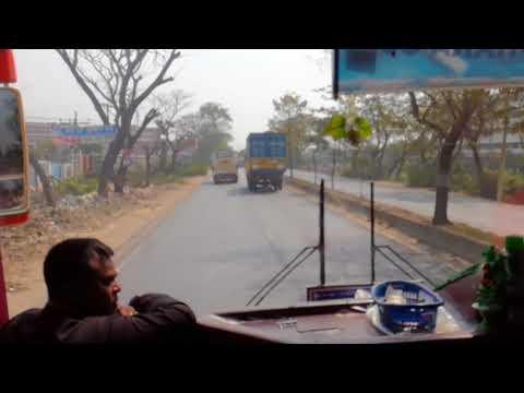 Tata 1615 Truck vs Tata 909 Bus - YouTube