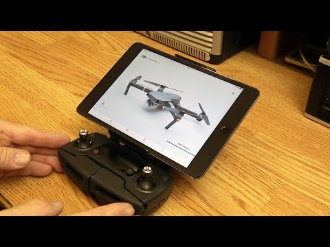 DJI Mavic and Spark Monitor Mount