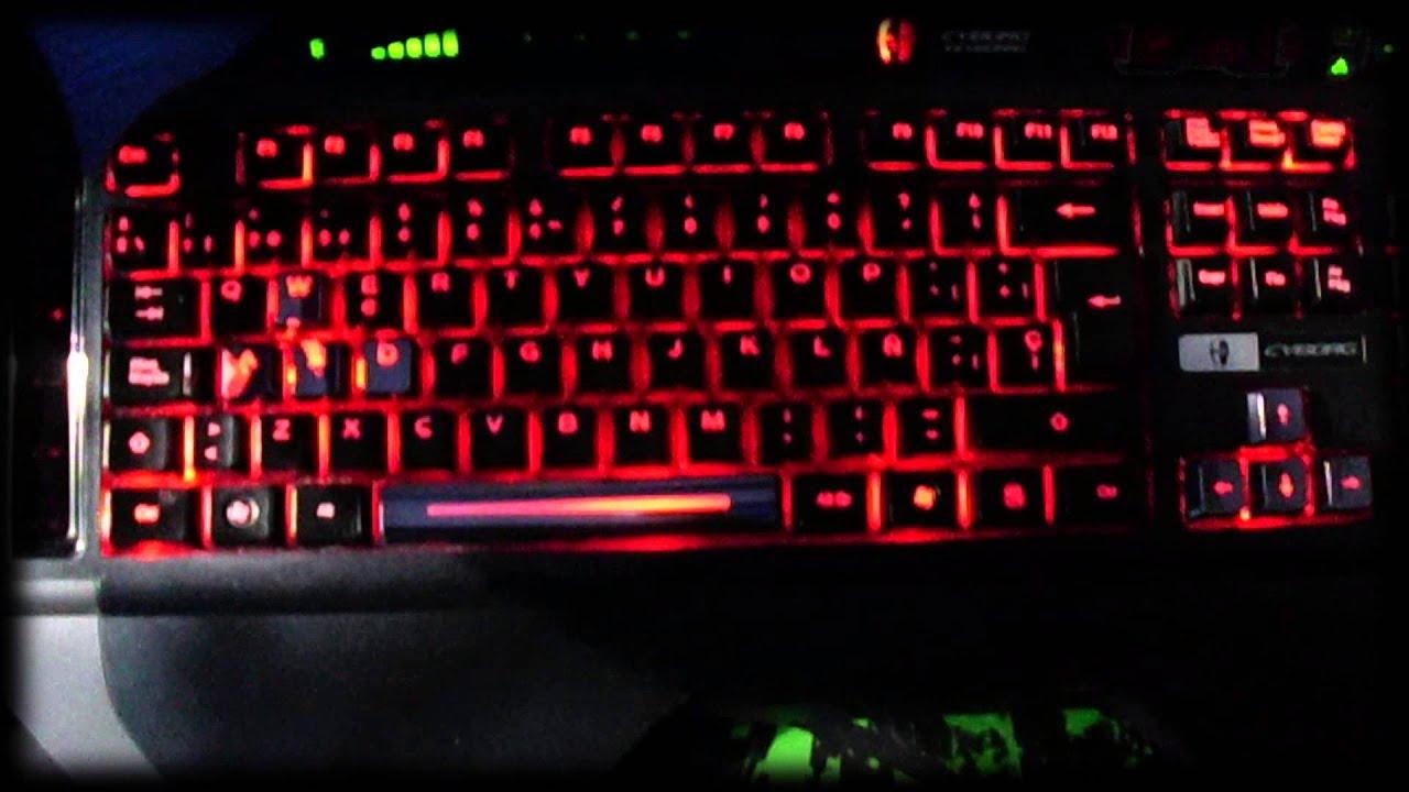 e3c14fab50a The War of the Gaming Keyboards | Gigabyte Aivia Osmium VS Mad Catz Cyborg  V7 ...