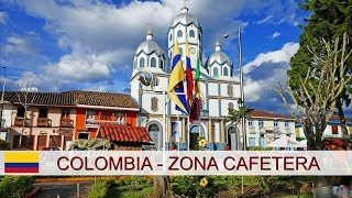 COLOMBIA - ZONA CAFETERA