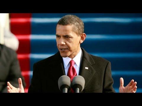 Barack Obama's First Inaugural Address 2009