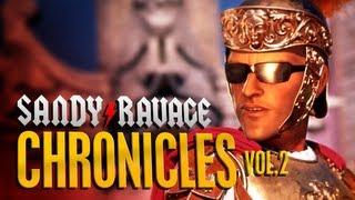 The Sandy Ravage Chronicles Vol. 2