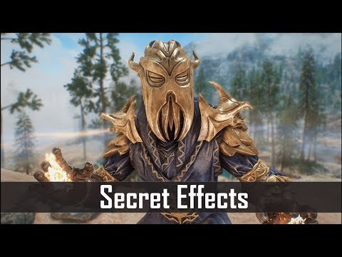 Skyrim: 5 Secret Magical Effects and Spells You May Have Missed in The Elder Scrolls 5: Skyrim thumbnail