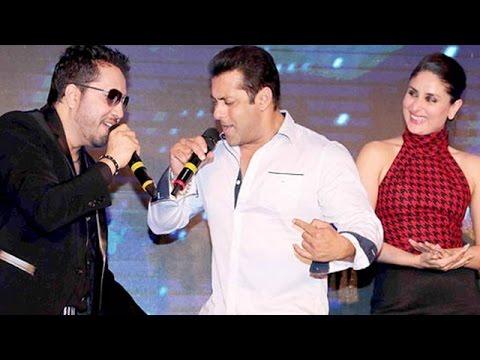 salman khan's cheery mood at 'bajrangi bhaijaan' event makes fans