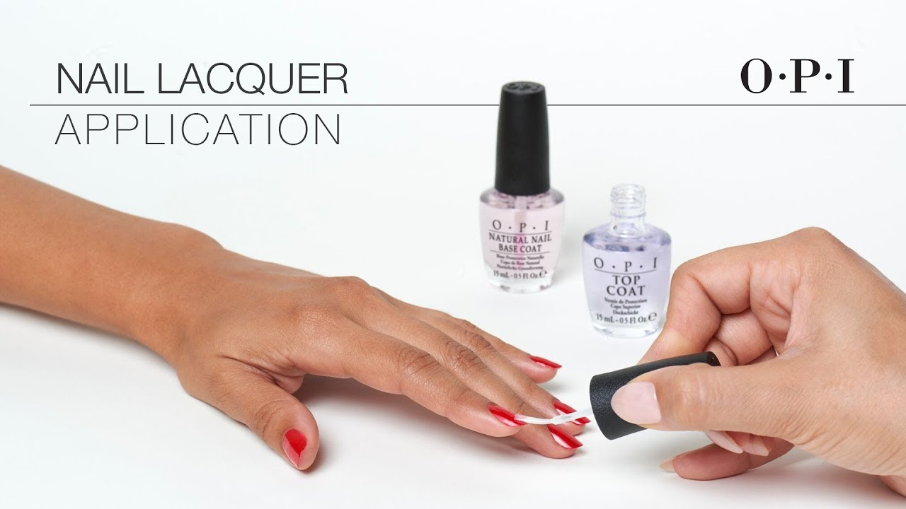 Paint Your Nails Perfectly: How-to Apply Nail Polish Like a Pro ...