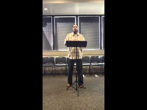 The Most Important Person On Earth - The Battle For Earth| Pastor Adrian Hines Prt1
