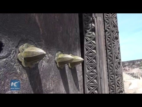 RAW:Fort Jesus well preserved Kenyan history