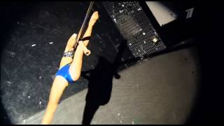 OLGA TRIFONOVA - 11 years - Kids on Pole