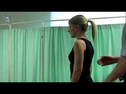 Spine OSCE Examination