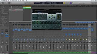 Logic Pro X 410: The ART of House Music  - 3. 909 Hats  Claps