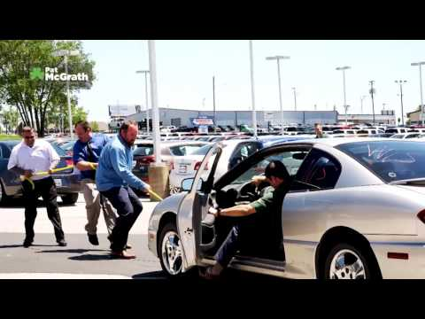 Push, Pull, Tell Us Where To Pick It Up! | Pat McGrath Chevyland