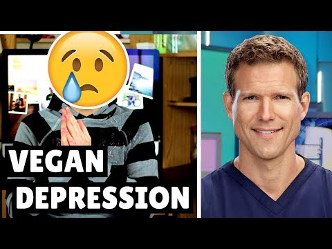 Vegetarian and Vegans TWICE as Likely to be Depressed | The Doctors TV Show