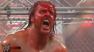 WWE Taboo Tuesday 2005 HHH vs Ric Flair  Highlights