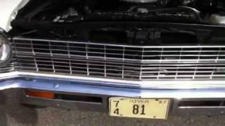 67 nova original 283 1967 chevy II