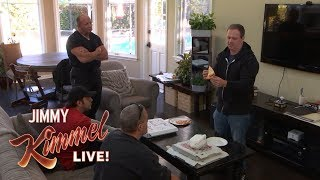 Cousin Sal Pranks Pizza Delivery Guy
