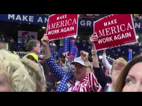 Republican VP Nominee to Address Party Convention Wednesday