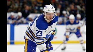 Reinhart Gets Bridge Deal with Sabres