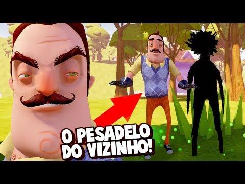 O ENCONTRO ENTRE SOMBRA E VIZINHO!!! O QUE VAI ACONTECER?! | Hello Neighbor