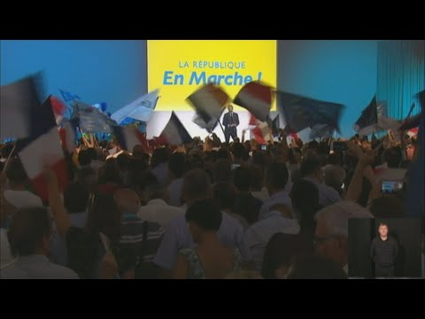 France: Teething problems for Macron's fledgling party