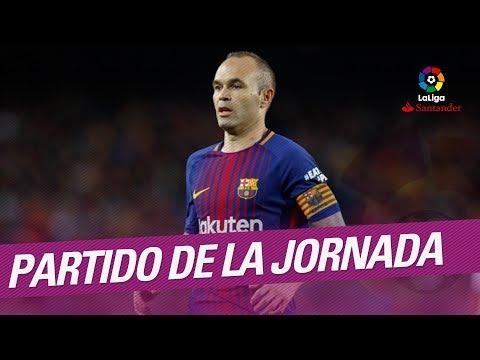 Partido de la Jornada: FC Barcelona vs Real Sociedad