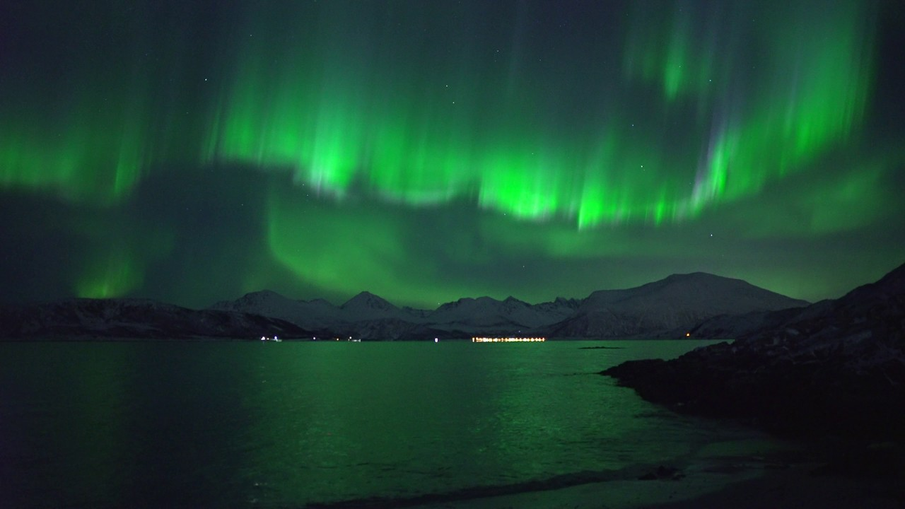 Northern lights tour in Norway - Fjord Tours