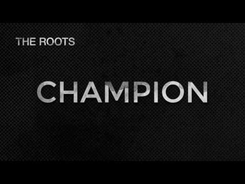 The Roots - Champion (2016 NBA Finals Theme Song)