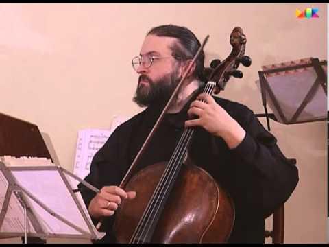 """Т.Гринденко и анс.""""Opus Posth"""". А.Вивальди. """"Времена года. Зима""""."""