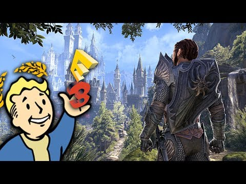 Bethesda Promises NEW GAMES, PROJECTS, & A BIG MIX At E3 2018!