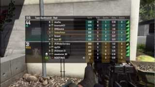Call of Duty Black Ops 2 Multiplayer Gameplay - First Impressions (HD)