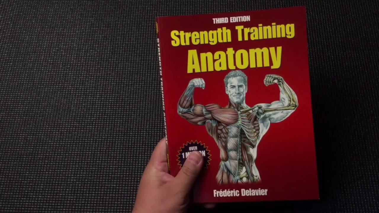 Strength Training Anatomy Frdric Delavier Youtube