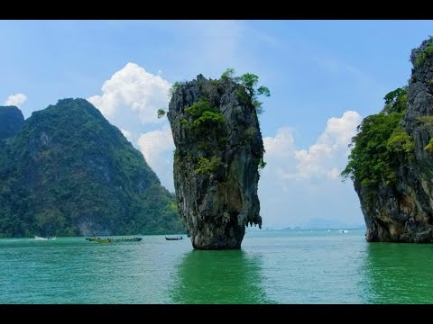 ***PHUKET***TRIP TO JAMES BOND ISLAND***FULL TOUR