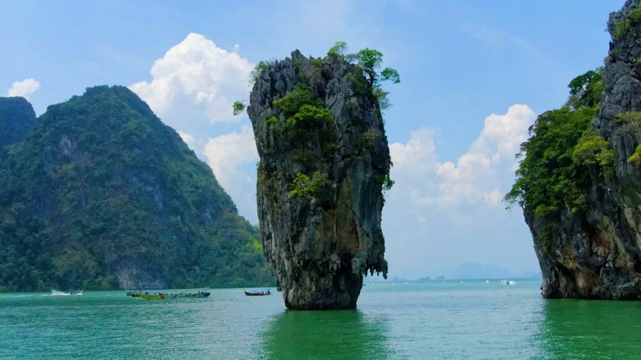 Phuket Trip To James Bond Island Full Tour