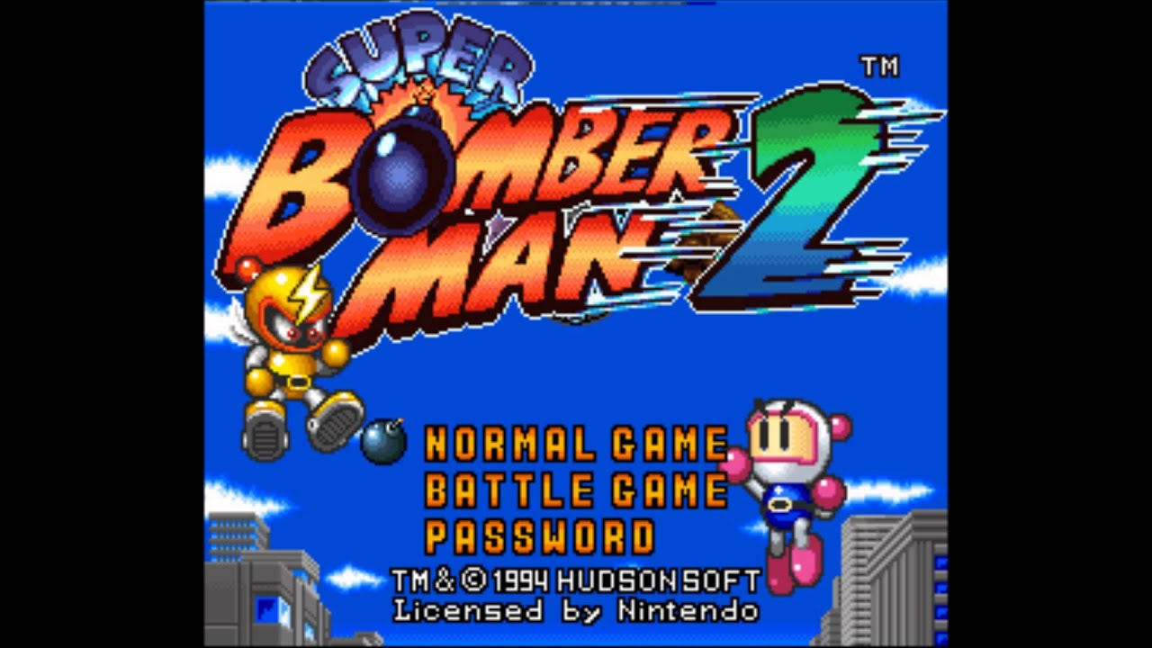 Download Bomberman 2 Super Nintendo Para Pc | youruby