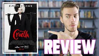 Cruella (2021) - Movie Review
