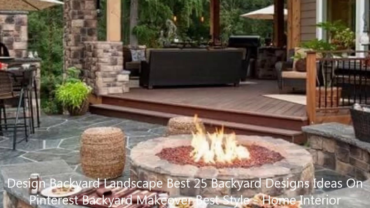 Modern Backyard Backyard Makeover Ideas On A Budget ... on Backyard Renovation Ideas id=26312