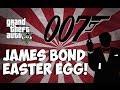 """GTA 5 Online - """"JAMES BOND 007"""" Easter Egg! J's Bonds Location! (GTA 5 Online Easter Eggs)"""
