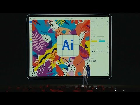 Adobe MAX 2019: Illustrator On IPad [Coming Soon] | Adobe Creative Cloud