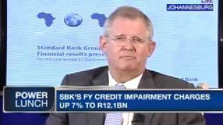 Jacko Maree - CEO, Standard Bank