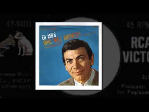 Ed Ames - My Love Is Gone From Me