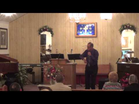 "Pastor Arthur (Raymond) Rose -  ""Soon The Lamp Of God Went Out"" 9-7-2014"