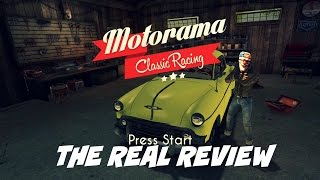 MOTORAMA CLASSIC RACING - (REAL REVIEW) - One to watch