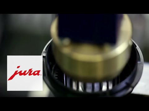 JURA | Swiss engineered aroma grinder