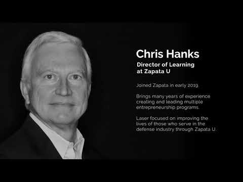 Zapata Technology | Chris Hanks-Zapata Experiences provides life changing experiences