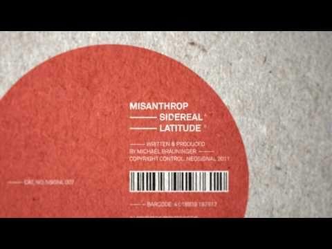 Misanthrop - Sidereal / Neosignal 007